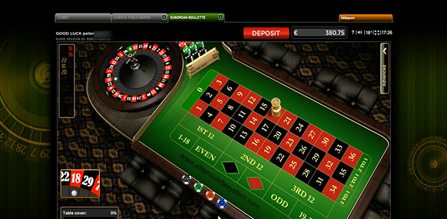 guaranteed winning roulette systems